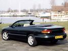 Thumbnail 2000 Chrysler/Dodge Stratus JX Convertible Workshop Repair Service Manual