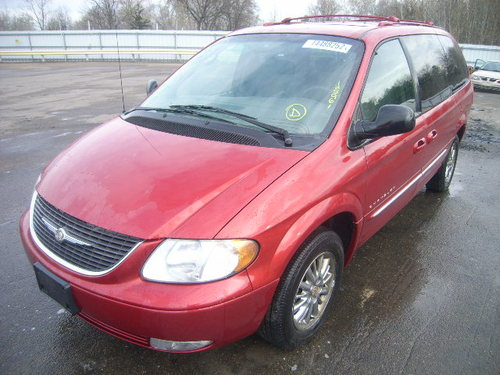 Chrysler Dodge Town Country Caravan Voyager on 2001 Chrysler Voyager Exhaust